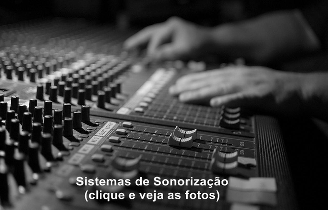 Sonorização